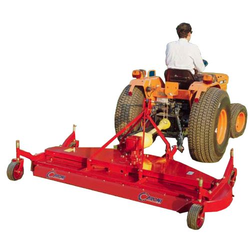 Caroni Estate Mower, 93 in Cut, Rear Discharge, Lift Type