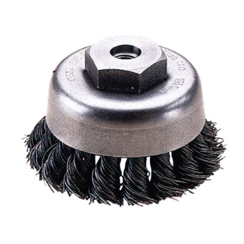 Knot Wire Cup Brush