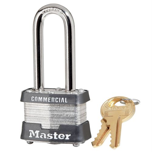 Commercial Padlock Keyed Alike