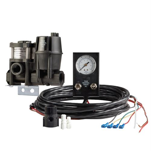 Single Switch Control Kit With Regulator And Solenoid