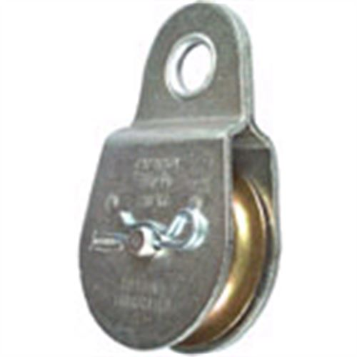 Single Pulley With Fixed Eye