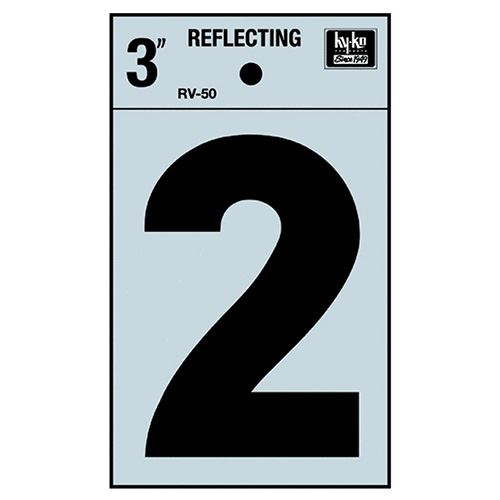3 Reflective Number 2