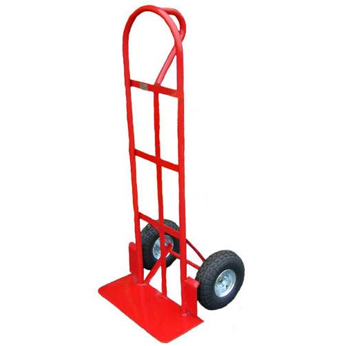 Hand Truck With Handle Lb Red
