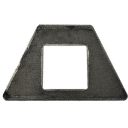 Square Hole Bottom Support Plate Use
