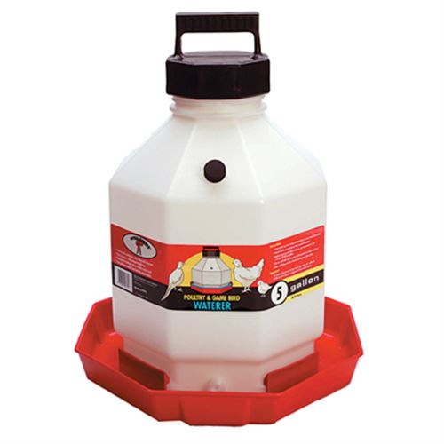 Poultry And Game Bird Waterer Gallon