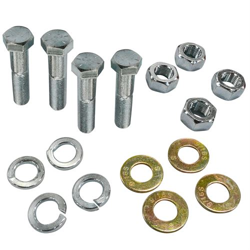 Bolt Kit For Mounting Pintle Hook Combination Hitch Grade