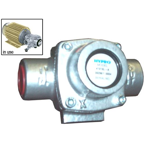 Xl Silver Cast Roller Pump Soilid Shaft