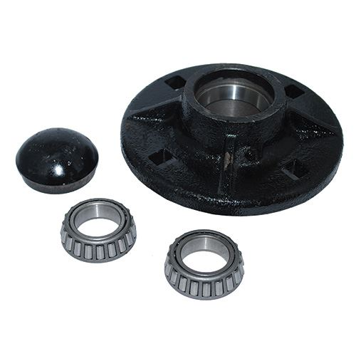 Clymer Complete Hub Assembly