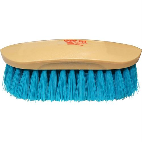 Synthetic Finish Brush Teal Soft