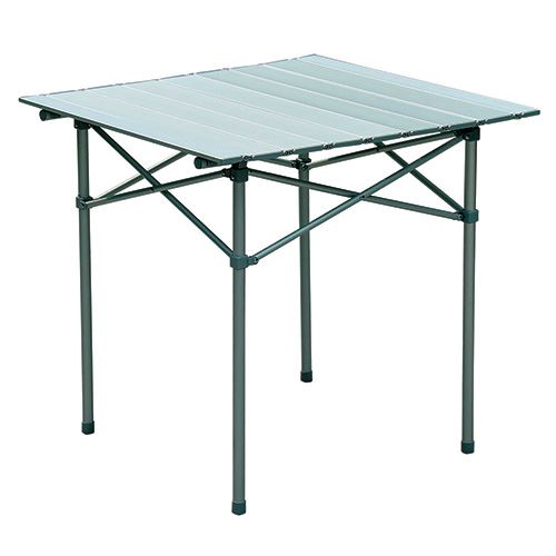 Roll Up Aluminum Table, 28 In. x 28 In.