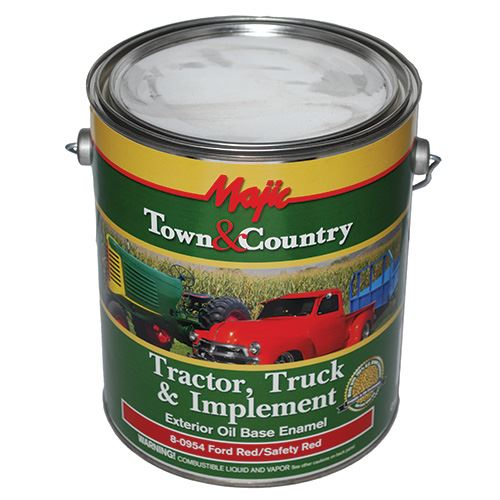 Ford Red Majic Paint Gallon