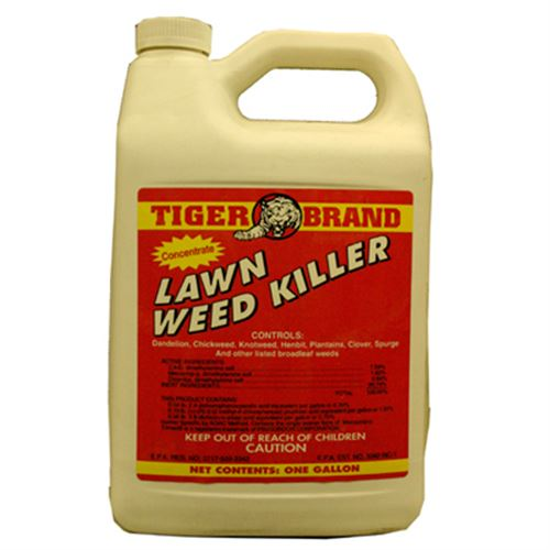 Lawn Weed Killer Gallon