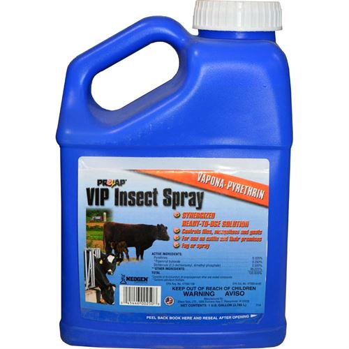 Prozap Vip Insect Spray Ready To Use Gallon