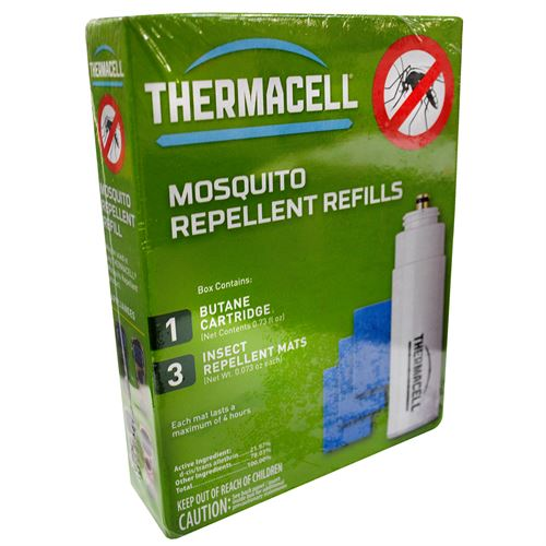 Thermacell Mosquito Repellent Refill Unit Hrs
