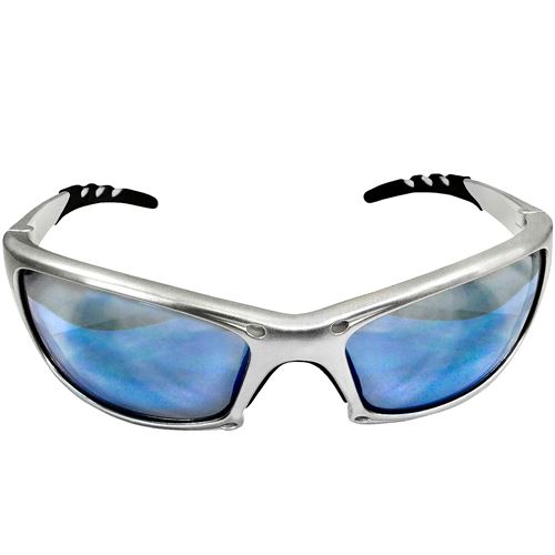 Silver Safety Sunglasses