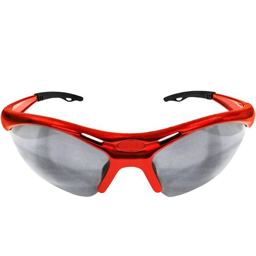 Red Safety Sunglasses