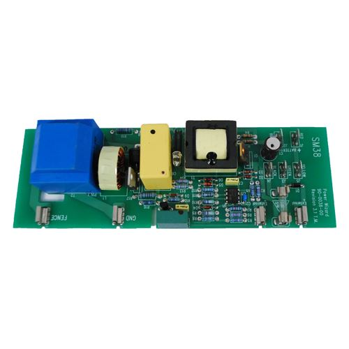 Circuit Board For Ds Fence Energizer
