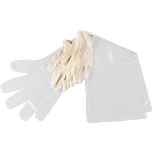 Field Dressing Gloves Pr Surgical Pr Shoulder Length