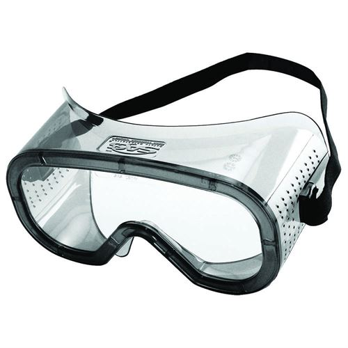Clear Impact Goggle