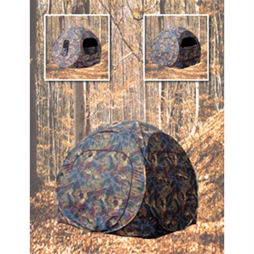 Ground Hunting Blind, Cabin Type