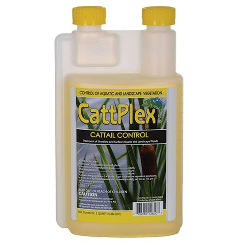 Catt Plex Lake And Pond Herbicide Cattail Control Quart