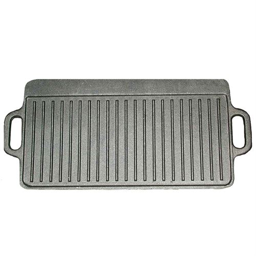 Carolina Cooker® Cast Iron Preseasoned Griddle