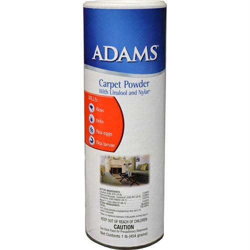 Adams Carpet Powder