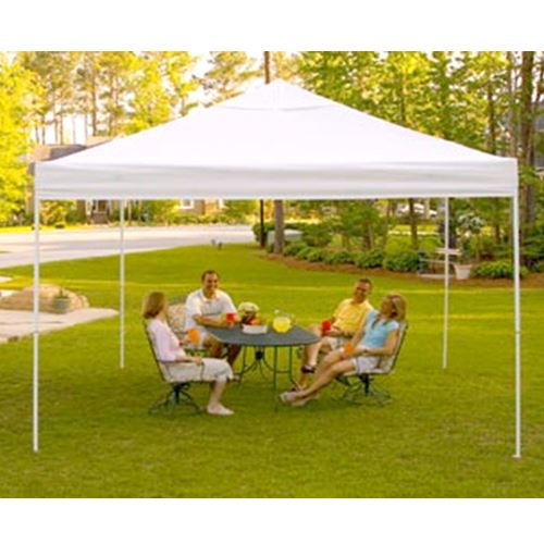 Carolina Covers® Pop Up Canopy, 10 Ft. x 10 Ft.