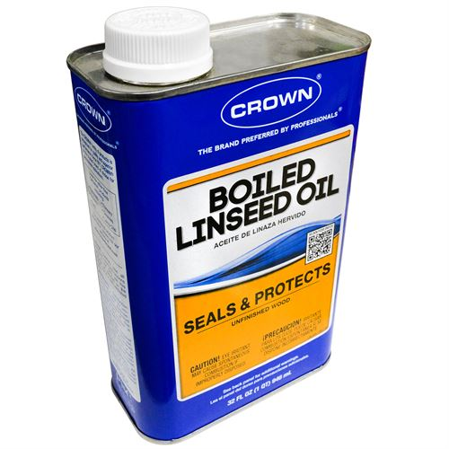 Boiled Linseed Oil, Quart