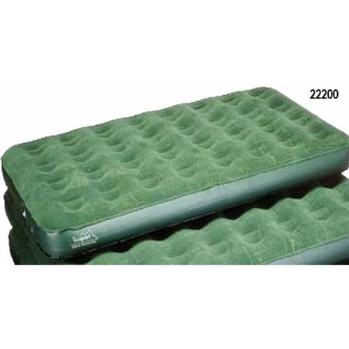 Full Size Deluxe Air Mattress, 74 In. x 54 In. x 5 In.