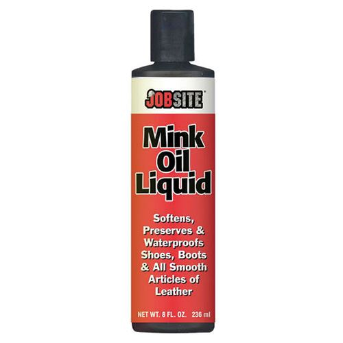 Liquid Mink Oil, 8 oz.