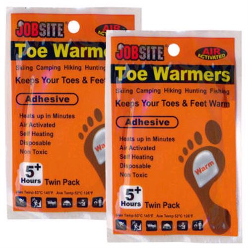Toe Warmers, Air Activated