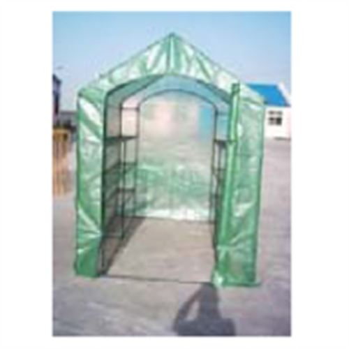 Greenhouse PE Mesh Cover 3 Tiers Shelf