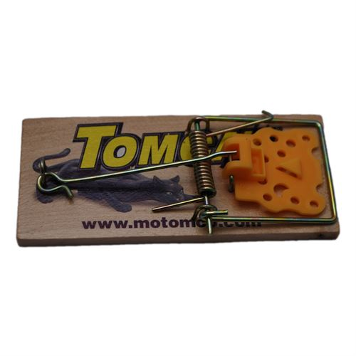 Tomcat ® Wood Traps For Mice, 2 Pack