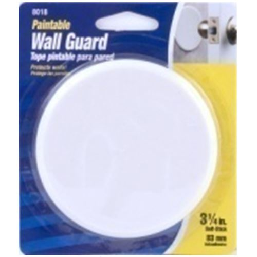 Paintable Flat Wallguard, 3-1/4