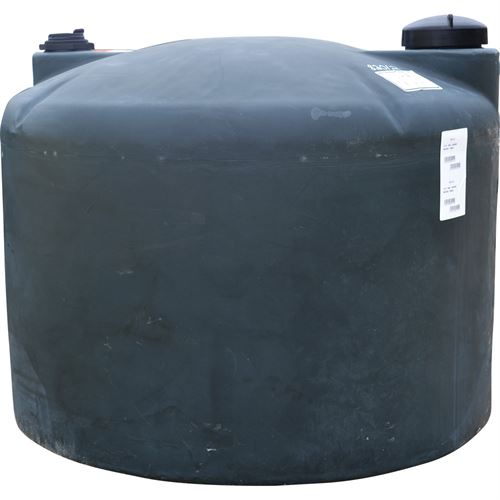120 Gallon Norwesco Green Water Tank