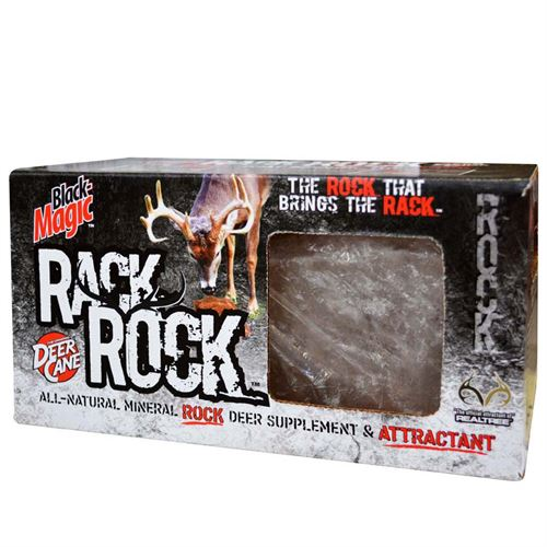 Rack Rock Deer Attractant