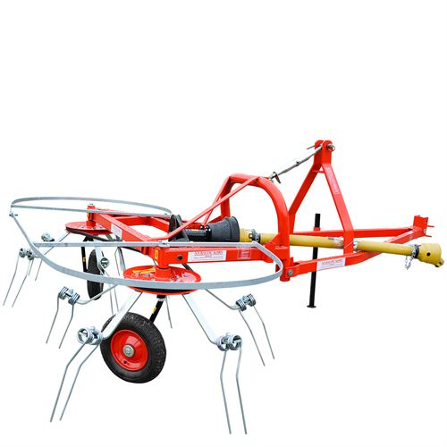 3-Point Hitch, Pull-Type Rotor Tedder