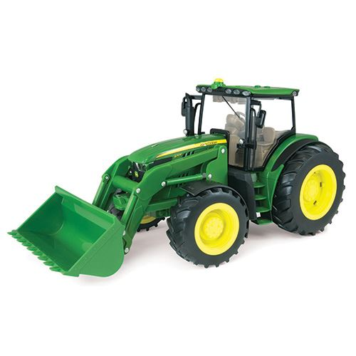 John Deere Toy Loader Tractor, 1:16 Scale