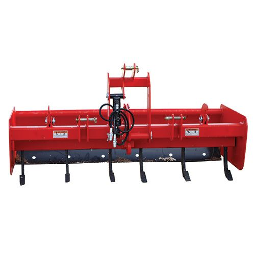 Hydraulic Box Scraper TB30 Series, 6
