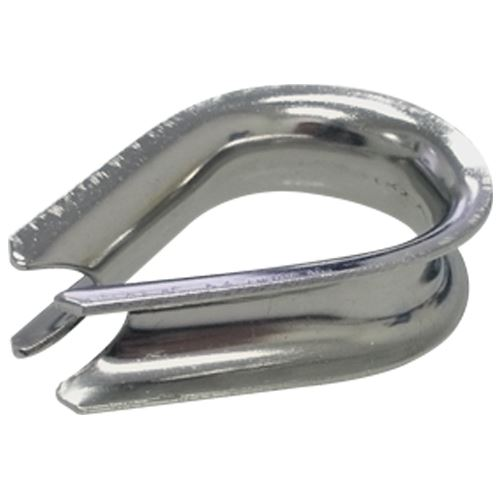 Rope Thimble 1/2 Stainless Steel