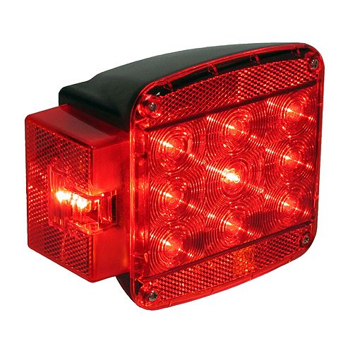 LED Stop, Turn  & Tail Light, Trailers Over 80 In.