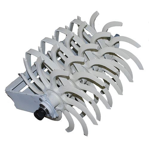 Rolling Cultivator Assembly, 5 Gang, 15 In. Straight Spiders