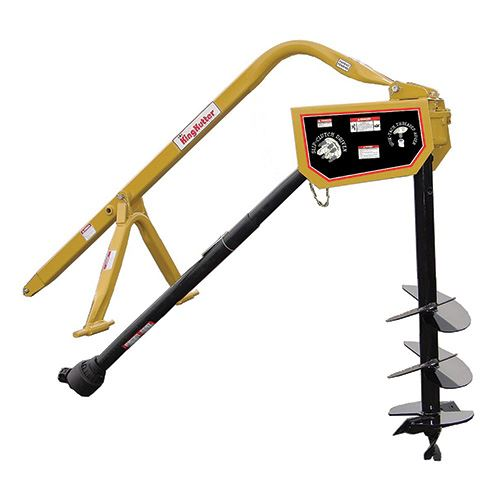 3 Pt. Post Hole Digger, 12 In. Butterfly Style Auger