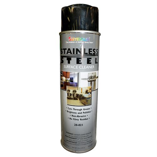 Stainless Steel Surface Cleaner, 16 Oz. Aerosol