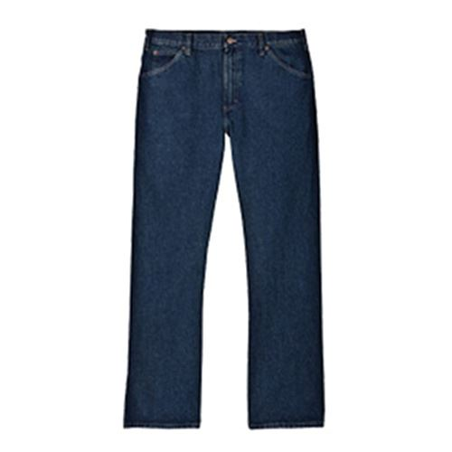 Dickies ® 6 Pocket Stone Washed Jeans, 30 W 30 L