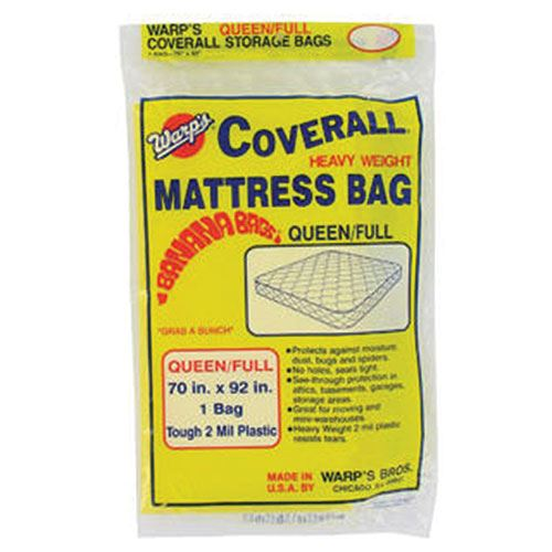 Coverall ® Storage Bags, 70 In. x 92 In. x 2 Mil