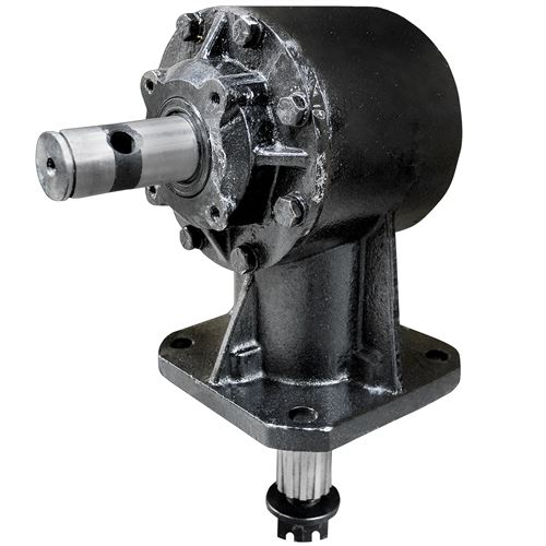 40HP Gearbox RW-300, Smooth 1-3/8 Input Shaft