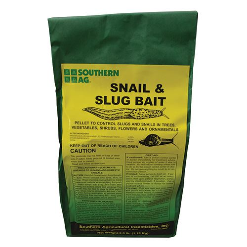 Snail and Slug Bait, 2-1/2 Lb. Bag