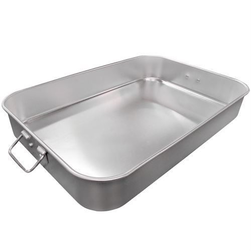 Carolina Cooker ® Aluminum Baking Pan, 18 x 12 x 2.8